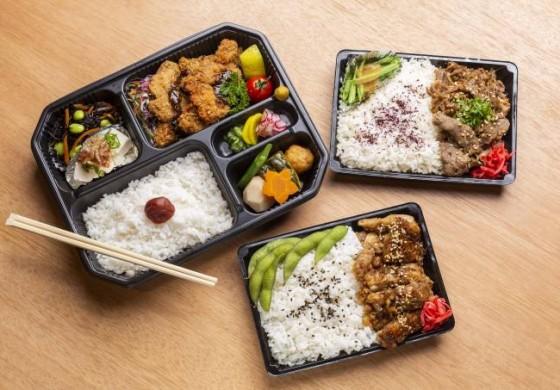 Japan House ganha restaurante temporário de marmita