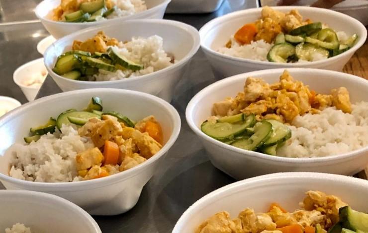ONG's em conjunto com a Chef Telma Shiraishi promovem o Movimento Água no Feijão